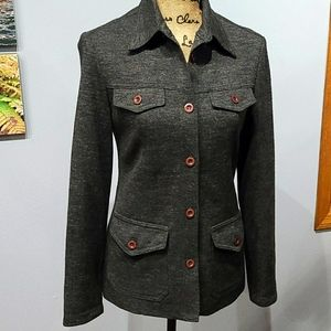 Made In Italy Of Benetton Jacket